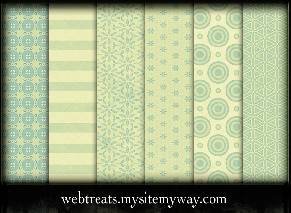 Lime Green Photoshop Patterns