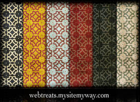Grungy Retro Patterns - Part5