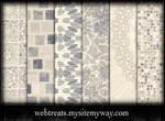 Assorted Beige Patterns