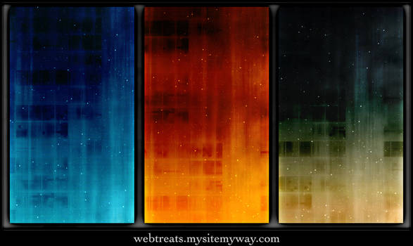 Tileable Starfield Patterns