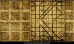 Roman Letter Diagrams