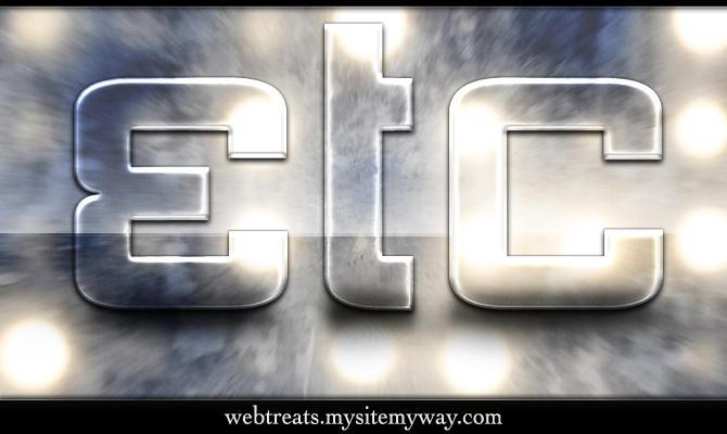 Translucent Light Text Effect by WebTreatsETC