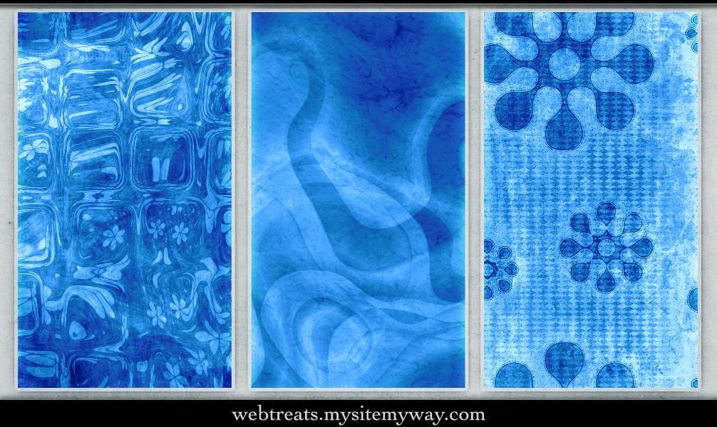 Seamless Peacock Blues Pattern By Webtreatsetc Deviantart – Fondos