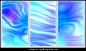 Soft Fluffy Waves Textures