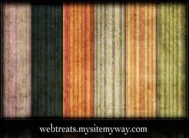 Grungy Stripes Patterns Part 2 by WebTreatsETC