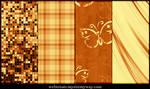 Warm Amber Patterns Part 3