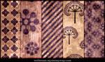 Grungy Burgundy Patterns Part2