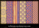 Free Seamless Fiesta Patterns