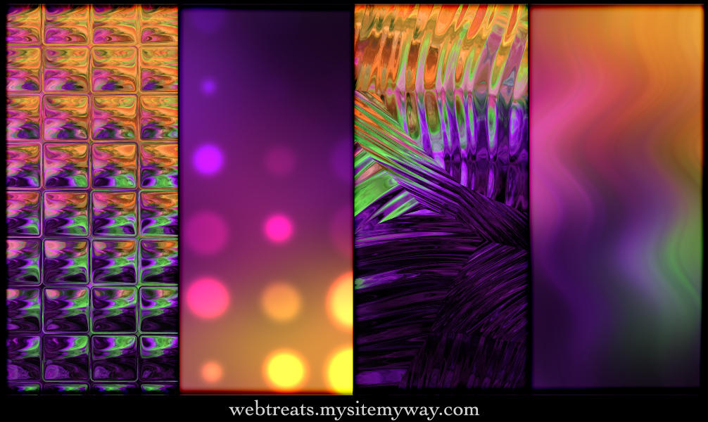 Exotic Purple Distortions Prt2 by WebTreatsETC