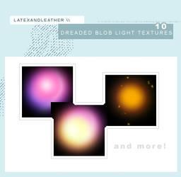 latex: the dreaded light blobs