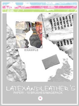 latex paperpack