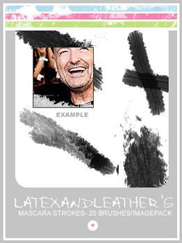 latex mascara_strokes
