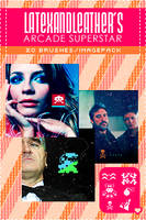 latex arcade superstar by NotFadeAway