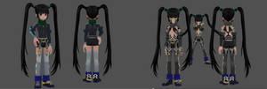 Sophie Shin Megami Tensei Nocturne mod