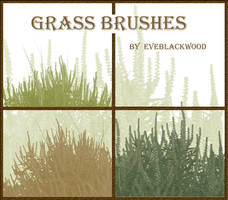 grass plant brushes