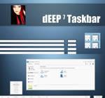 The Original dEEP 7 Taskbar