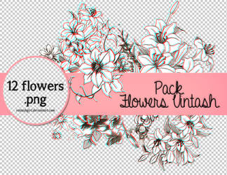 Pack flowers.png by vintashgirl