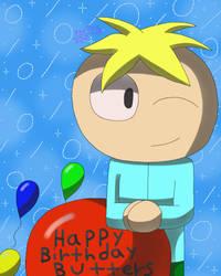 happy Butters Birthday by hikari75