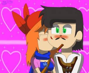 mein chocolate special valentines eddy~ by hikari75
