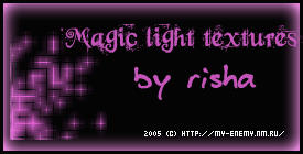 Magic light textures by Alterna666