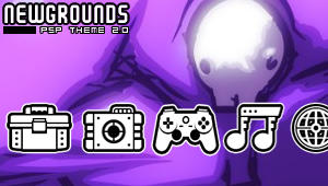 Newgrounds Psp Ultimate Pack by newgiez
