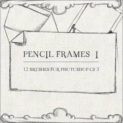 Pencil Frames I