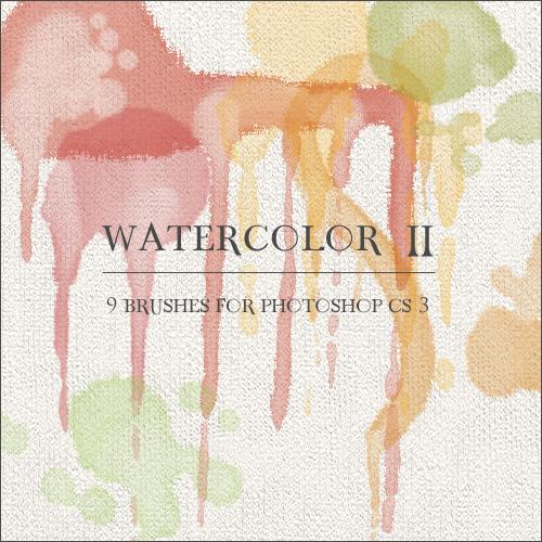 Watercolor II by GrayscaleStock