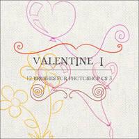 Valentine I by GrayscaleStock