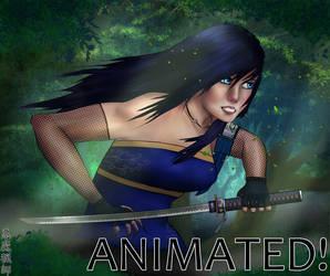 Charlotte Animation ( Naruto OC )