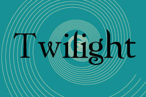 Twilight Font by makeittomyway