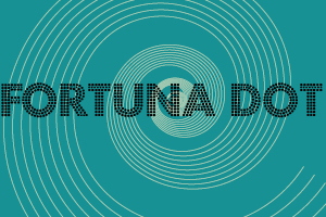 Fortuna Dot Font by makeittomyway