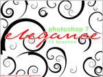 'Elegance' Photoshop Brushes