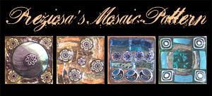 PREZIOSA's Mosaic Pattern by Preziosa