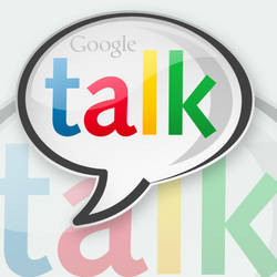 Google Talk icon PSD by hungery5