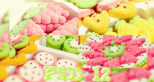 PSD '12' by EliKwon
