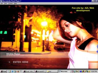 Kitchie Nadal fan site by popazrael