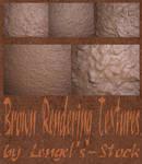 Brown Rendering Texture Pack