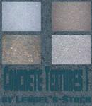Concrete Texture Pack I