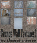 Grunge Wall Texture Pack I