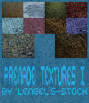 Premade Textures Pack I