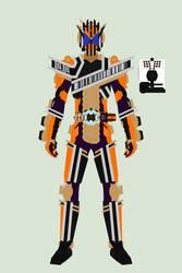 KR Vestige, Denied Armour by Kamen-Sentai