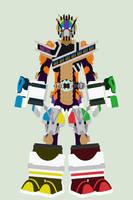 KR Vestige, Denied Armour, Final Form Time by Kamen-Sentai