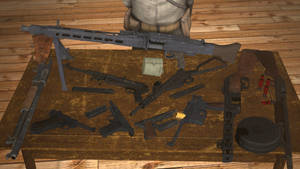 Ww2 Era Weapon Pack