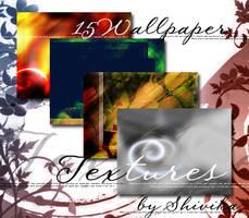 Wallpaper Texture Set 10 by spiritcoda