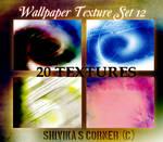 Wallpaper Texture Set 12 by spiritcoda