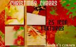 Christmas Cheer Icon Textures