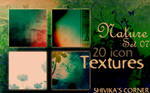 Nature Set 7 Icon Textures by spiritcoda