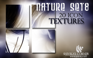 Nature Set 8 Icon Textures by spiritcoda