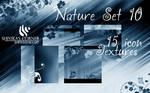 Nature Set 10 Icon Textures