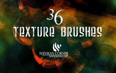 Texture Brush Set